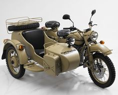 Ural, Motorcycles For SpeciallyInterested