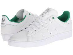 adidas Skateboarding Stan Smith Vintage White/Green/White - Zappos.com Free Shipping BOTH Ways