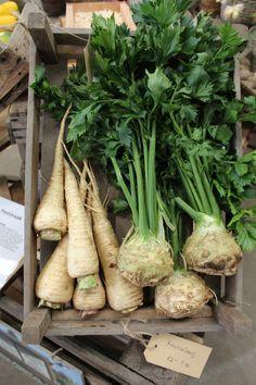 Vergeten groenten, dagelijks vers!