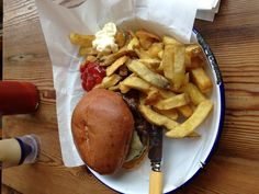 Honest Burger, Brixton, London