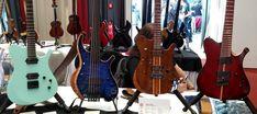 Luthier Celso Freire aposta na internacionalização da Dreamer Guitarworks