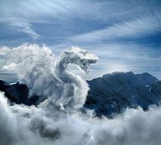 Sky Dragon. In the novel the dragons are not winged being of traditional fantasy, they're special men.