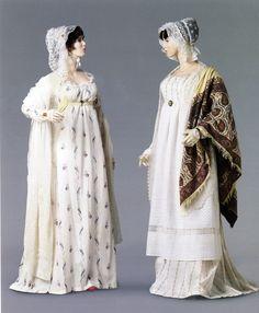 19世紀初頭 懐古趣味 : 画像で見るざっくり西洋ファッションの歴史【女性編】 - NAVER まとめ