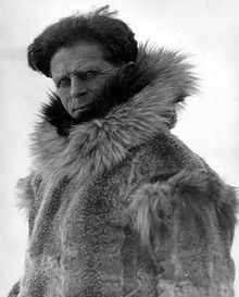Leonhard Seppala (1877 – 1967) was a Norwegian-born American Sled dog musher who played a pivotal role in the 1925 serum run to Nome and participated in the 1932 Winter Olympics. Seppala introduced the work dogs used by Native Siberians at the time to the American public; the breed came to be known as the Siberian Husky in the English-speaking world. The Leonhard Seppala Humanitarian Award, which honors excellence in sled dog care is named in honour of him