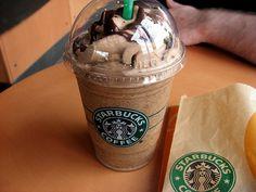 Love Starbucks :) White Chocolate mocha, YUMMY!
