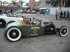 Pic request... roadsters, roadster pickups...