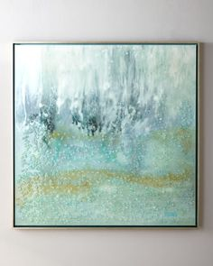 """""""Wave+Break""""+Giclee+by+John-Richard+Collection+at+Neiman+Marcus."""