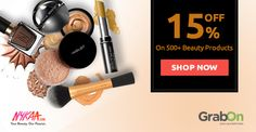 Buy Best Beauty Products Only From #Nykaa. Get amazing discounts on all products - buy NOW