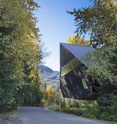 Audain Art Museum by Patkau Architects | Features | Archinect