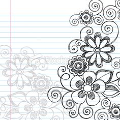 141 Best Flower Doodles images in 2017 | Flower doodles, Doodles