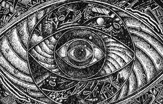 "Juxtapoz Magazine - Jake Fried's New Hand-Drawn Animation: ""Night Vision"