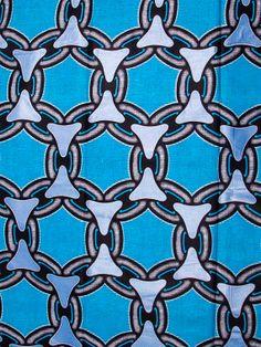 African Fabric Wax Print Obama Design 6 Yards 100% Cotton obama110307