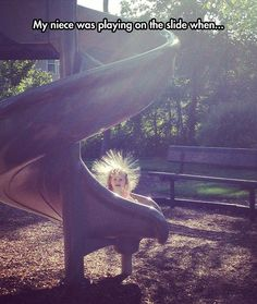 """Previous pinner said, """"She became a dandelion."""" Oh my goodness, that is the most perfect comment."""