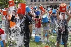ALS Ice Bucket Challenge: How it Started