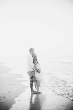Destin Florida | Beach maternity session