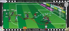 FC Barcelona, 3 - RC Celta de Vigo, 0 - Lionel Messi, 2-0, min.30'