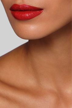 Bobbi Brown - Luxe Lip Color - Parisian Red - one size