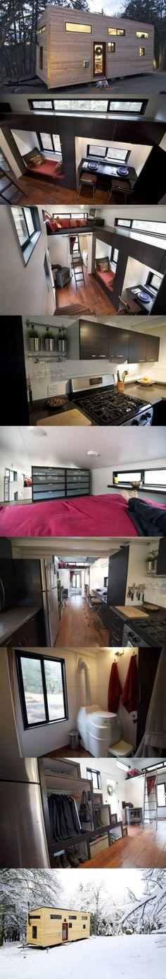 Tiny Mobile house ($20,000)