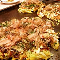 Okonomiyaki good dinner tonight