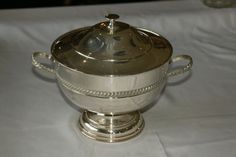 Buy Vintage Silver Plated Soup Tureenfor R685.00