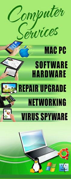 http://www.fiverr.com/activecomputech/create-a-flyer-design  computer services #flyer #poster
