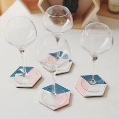 Dessous de verre en liège #mydoitox #deco #diy #apero #maison #decoration #fhomemade