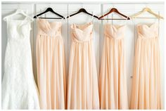 wedding dress and bridesmaid dresses Majestic hotel Cannes French Riviera