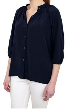 Silk Shirt from Ridley London