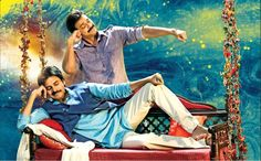 #GopalaGopalaFirstLook Image Via @SureshProdns