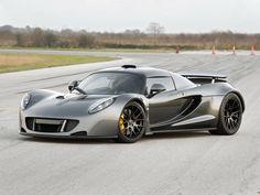 2014 Hennessey Venom GT - Top Speed: 435 km/h