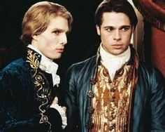 "Interview With the Vampire - Tom Cruise & Brad Pitt as  ""Lestat"" & ""Louis"""