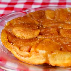 This Five Spice Apple Tarte Tatin is a twist on the classic French ...