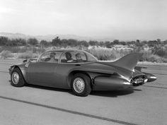 GM Firebird II Concept Car (1956)