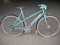 Vélo Peugeot Lady , Simplex