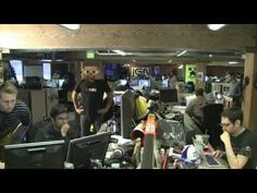 """Add the words """"Harlem Shake"""" to your comments for a chance to win some sweet prizes!    IGN employees take a break from their day to get down to the Internet's latest rage - the Harlem Shake.    Subscribe to IGN's channel for reviews, news, and all things gaming:  http://www.youtube.com/subscription_center?add_user=ignentertainment"""