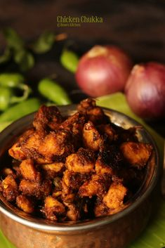 14 best south indian chicken recipes images in 2019 South Indian Chicken Recipes, South Indian Breakfast Recipes, Indian Food Recipes, Ethnic Recipes, Chicken Starter Recipes, Fried Chicken Recipes, Veg Recipes, Recipe Chicken, Rava Upma Recipe