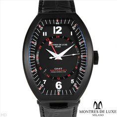 MONTRES DE LUXE MILANO Made in Italy Brand New Gentlemens Date Watch
