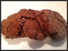 Chewy Ginger Molasses Cookies rolled in sugar!!!! via ChantelandBella ...