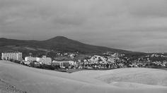 Desde las Islas Canarias  ..Fotografias  : Dunas de Maspalomas en Black and White  Gran Canar...