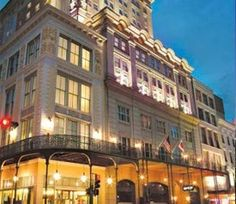 Bourbon St. New Orleans - Astor Crowne Plaza - one of my favs!!