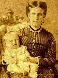 Princesa Leopoldina e seu filho
