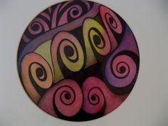 Pink Koru Whale Art, New Zealand Art, Patterns In Nature, Maori Art, Painting, Visual Art, Website Color Palette, Jr Art, Nz Art