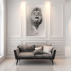Great lion from the Effect of darkness collection is now available in the white available collection darkness effect great white is part of Room decor - Home Room Design, Home Interior Design, Living Room Designs, Interior Decorating, House Design, Luxury Home Decor, Luxury Interior, Luxury Homes, Luxury Furniture