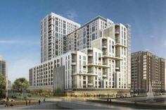 Bozzuto, H&S Properties Development Announce Plans For $100M Apartment Tower In Baltimore's Harbor East