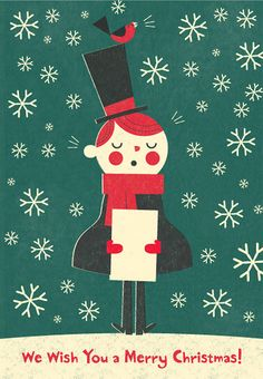 We Wish You a Merry Christmas by mrmack, via Flickr