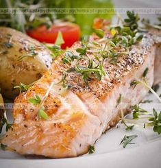 Paleo for Beginners: Lose Weight and Get Healthy with the Paleo Diet, Including a 21 Paleo Diet Recipes and Meal Plan Solution Diet Recipes, Cooking Recipes, Healthy Recipes, Healthy Foods, Fit Foods, Delicious Recipes, Baked Salmon Fillet Recipe, Salmon Fillets, Paleo For Beginners