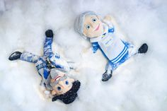 Mensch On A Bench, Snow Angels, Elf, Snoopy, Ideas, Elves, Thoughts, Fairy, Female Elf