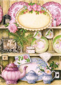 Cupboard Susan Wheeler