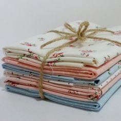 Westfalenstoffe Princess organic fabric bundle