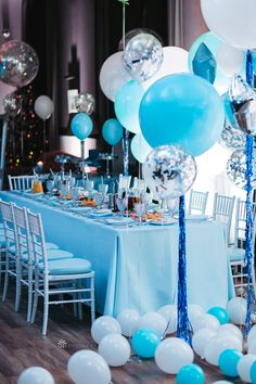 Simple boy baby shower table ideas with blue decorations | boy baby shower ideas, boy baby shower themes, boy baby shower idea themes, boy baby shower centerpieces, boy baby shower ideas decorations, boy baby shower themes unique, boy baby shower decorations, boy baby shower themes summer, boy baby shower dessert table, its a boy boy baby shower, boy baby shower balloons, boy baby shower ideas diy, boy baby shower ideas decorations blue, boy baby shower table decorations, blue baby shower… Budget Baby Shower, Baby Shower Brunch, Baby Shower Party Favors, Baby Shower Centerpieces, Baby Shower Parties, Diy Centerpieces, Table Decorations, Baby Shower Decorations For Boys, Boy Baby Shower Themes